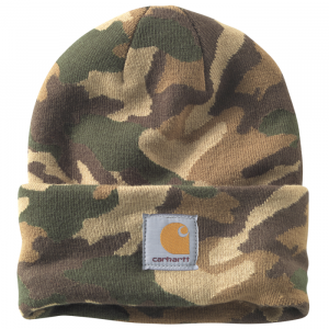 Camo Watch Hat
