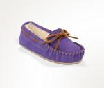 purple moccasin