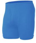 Blue wool boxer briefs