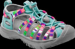 multi color sandal