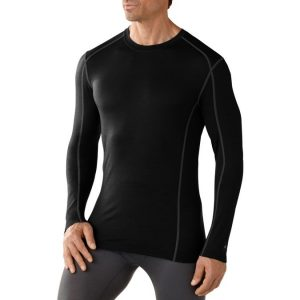 Black baselayer top