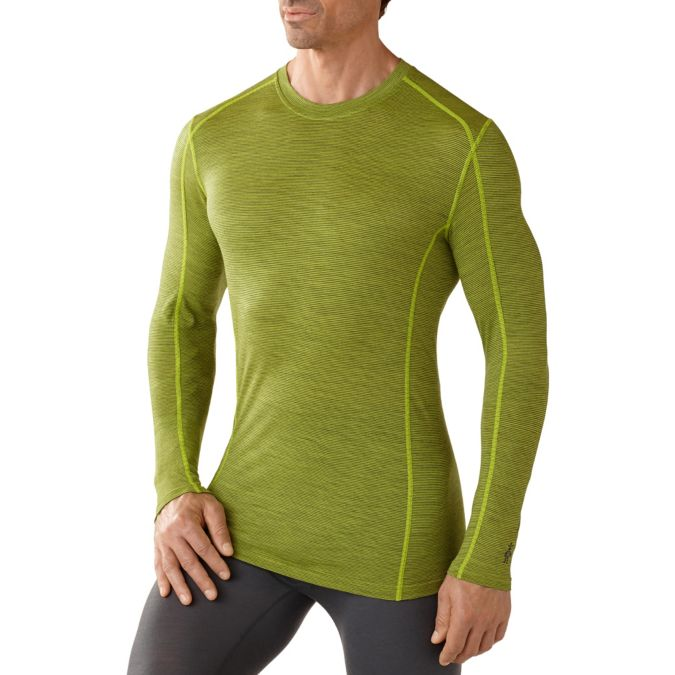 Green baselayer top