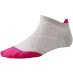 pink and white sock