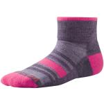 purple sock