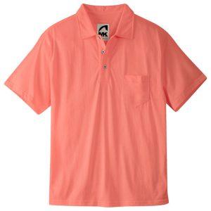 summer red shirt
