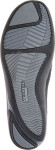 black shoe sole
