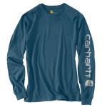 stream blue shirt