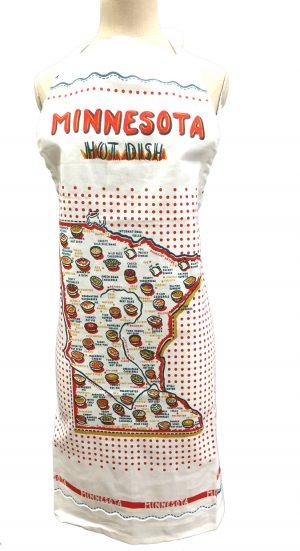 hotdish apron