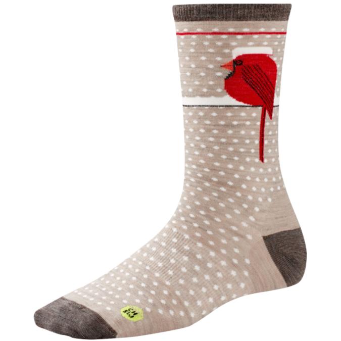 cardinal sock