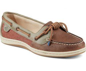 rust shoe