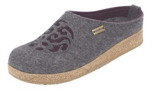 grey slipper