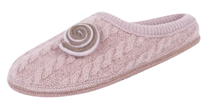 rose slipper