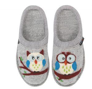 owl slipper