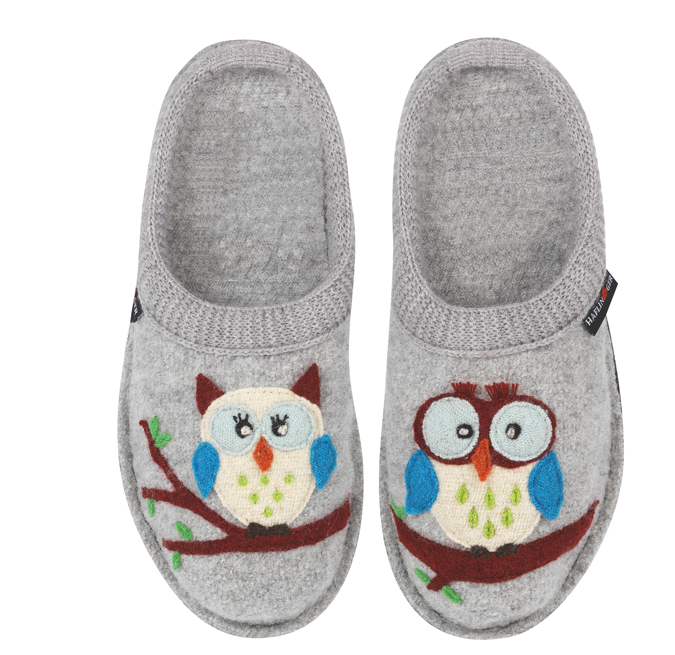 owl slipper