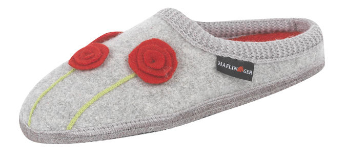 poppy slipper