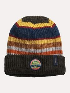 badlands stripe hat