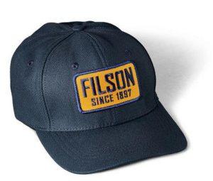 NAVY LOGGER CAP
