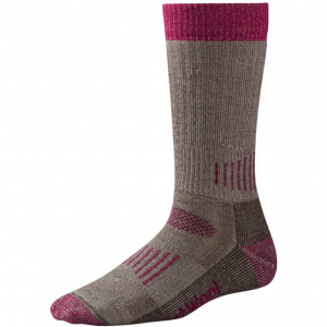 taupe berry sock