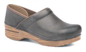 grey clog