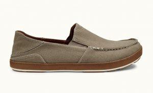 clay shoe