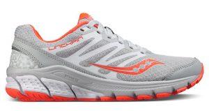 coral shoe