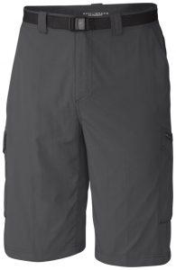 gray shorts