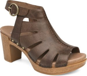 teak sandal
