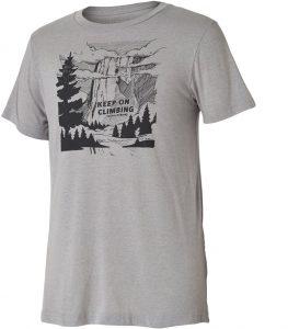 gray tree t-shirt