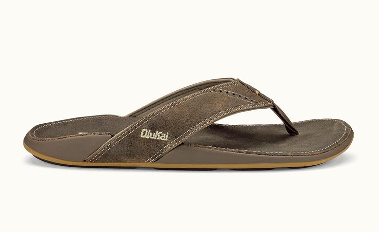 clay sandal