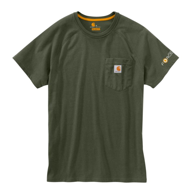 carbon heather shirt