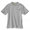heather grey shirt