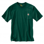 hunter green shirt