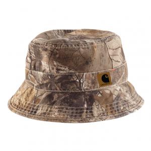 camo bucket hat