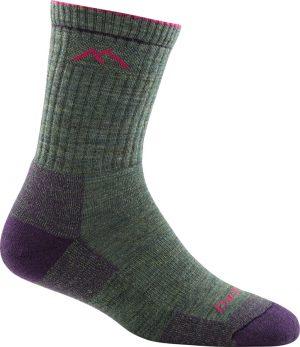 moss heather sock