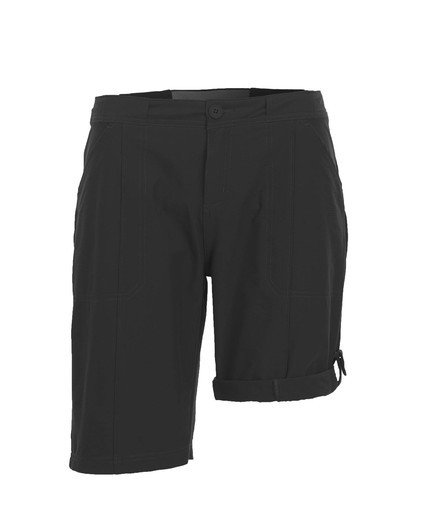 black convertible pants