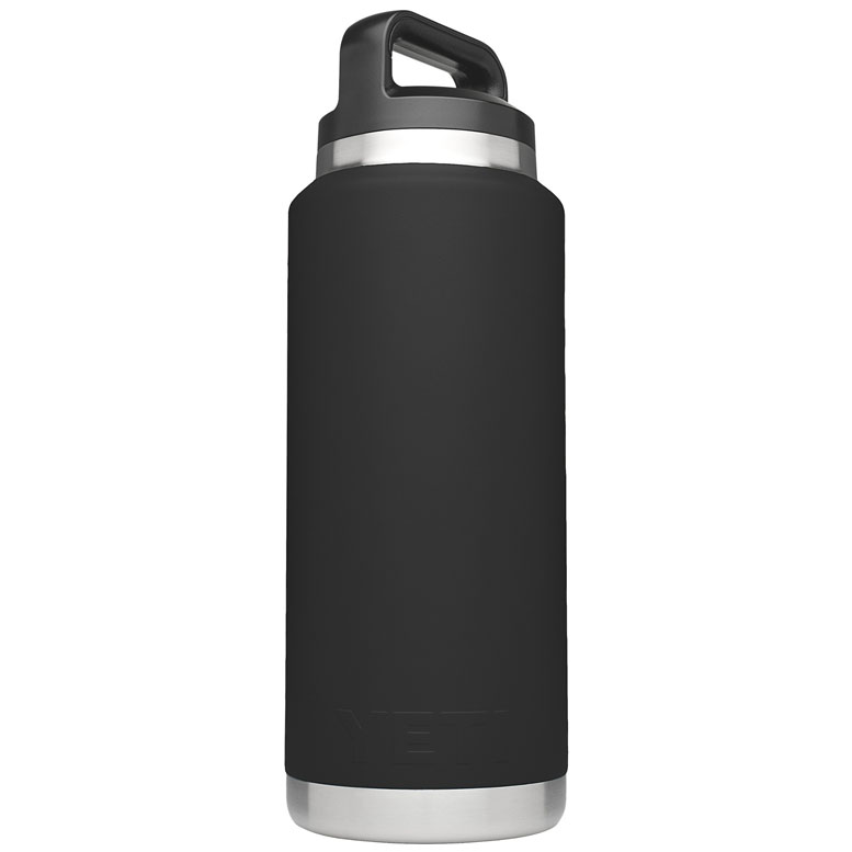 RAMBLER 36OZ BLACK