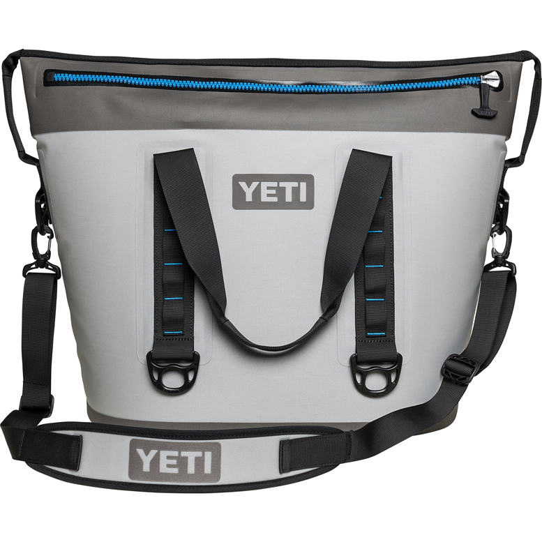 YETI HOOPER TWO 40 GRAY