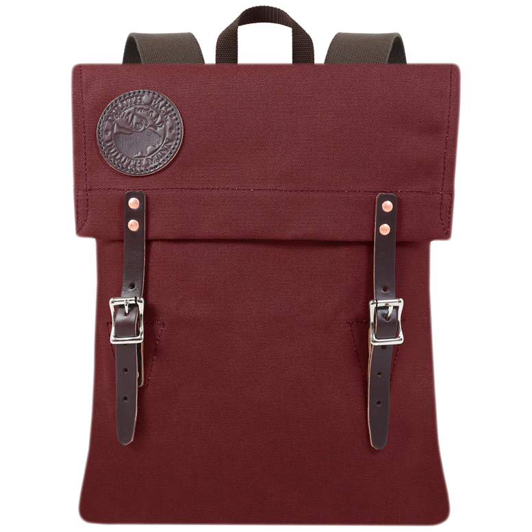 scout pack burgundy
