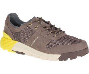 grey shoe