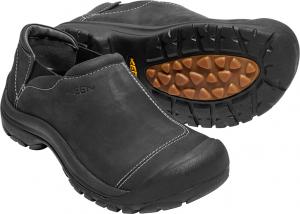 black slip on