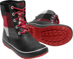 red dahlia boot