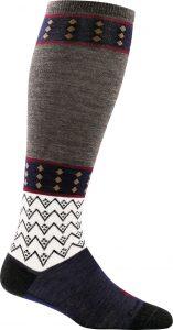 taupe socks