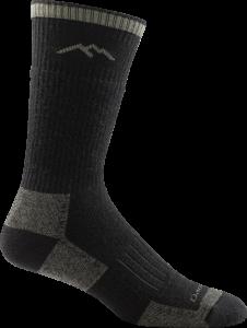 charcoal sock