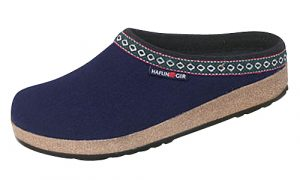 navy slipper