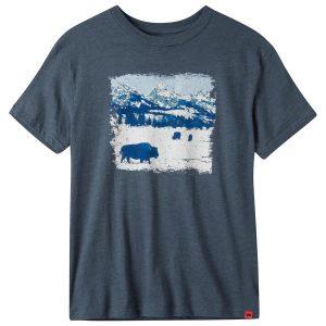 snowy graze t-shirt
