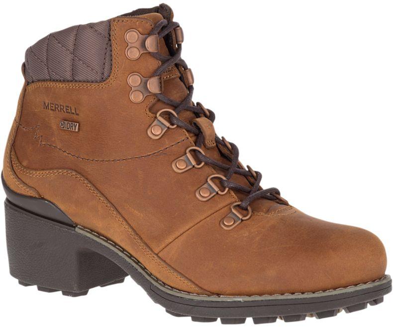 merrell oak boot