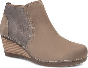 taupe boot