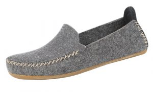grey moccasin