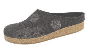 grey slipper