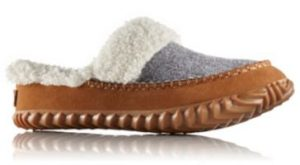 grey elk slipper